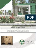 Derecho Constitucional Colombiano-Derecho Constitucional Colombiano