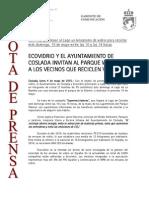 150504 NP- Ecovidrio y La Warner