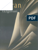 Emil Sioran Razgovori