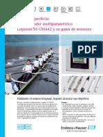 E+H-Analisis-Transmisor-Liquiline-CM442-y-sensores-Memosens