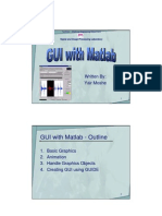 Gui With Matlab