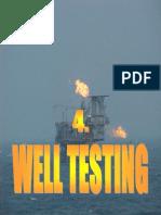 Petroleum Development Geology IV Well Test Norestriction