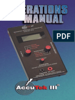 AccuteK Manual