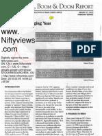 Gloom Boom Doom-marc Faber-India Report