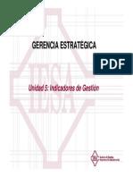 Gerencia Estratégica PFG Unidad 5