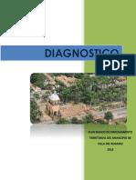 Diagnostico_villa Del Rosario