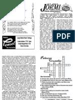 JORMI - Jornal Missionário n° 89