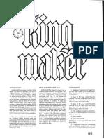 Kingmaker Rules