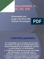 Control p, Pid