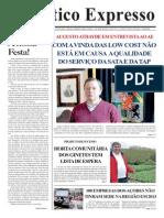 Augusto Athayde em entrevista ao Atlântico Expresso