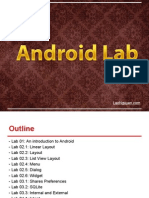 Android Lab