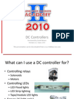 Dc Controllers