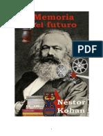 LA TEORIA CRITICA HOY - MEMORIA DEL FUTURO (Nestor Kohan).pdf