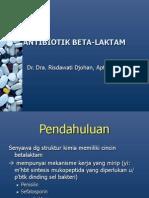 31. Antibiotik Beta Laktam