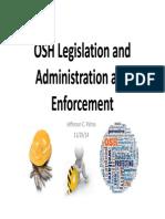 OSH Standards