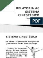 sistema cinestesico
