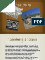 Origenes de La Ing Industrial