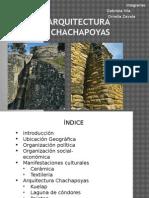 Arquitectura Chachapoyas