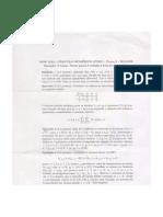 Cálculo Numérico - P2 - 2008