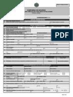 Formulario Simplificado Para Inicio de Relaciones Persona Juridica (IVE-ASS-02)