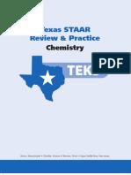 STAAR Chemistry Book