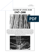 An Analysis of AngeL Hair