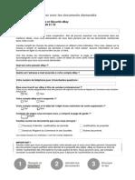 Verification Documents FR