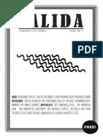 Salida - A BINISAYA Film Journal