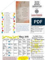 May RS Newsletter