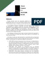 Historia y Concepto de Relaciones Publicas Ojcs
