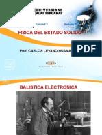 Semana3 Balistica Electronica