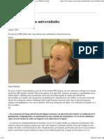 Los Desafíos de Las Universidades _ Noticias Uruguay y El Mundo Actualizadas - Diario EL PAIS Uruguay