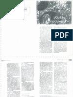 Lectura 1 - Que Es La Sociología - Luis Perez Cruz