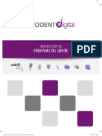 AF Folder Orientacoes Do Preparo Do Dente Neodent 21x29,7cm