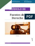 Introducción Al Derecho II - Módulo III