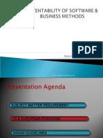 Patentabilityof Software & Business Methods