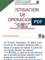 Investigación de operaciones II.procesos estocasticos,Cadenas de Markov