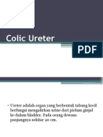 Colic Ureter