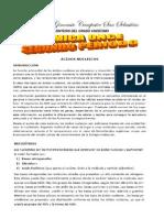 Sintesis de Los Acidos Nucleicos Grado Undécimo