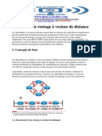 Resume Sur Le Routage a Vecteur de Distance