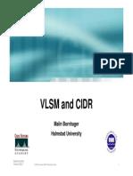 VLSM+and+CIDR