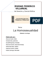 Monografìa de La Homosexualidad Lml