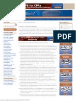 Inventory Audit Procedures - AccountingTools