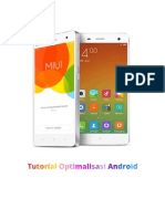Tutorial Optimalisasi Android