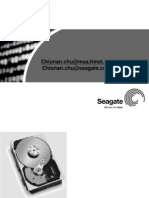 硬式磁碟機之基本架構與定義