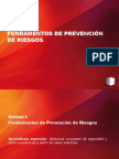Fundamentos de prevención