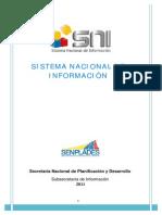 SNI Mayo 2012