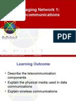 l 05 Managing Network i Telecommunications