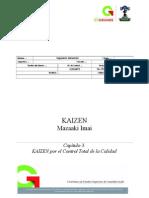 Resumen KAIZEN Cap. 3.
