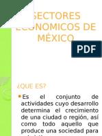 SECTORES ECONOMICOS DE MÉXICO.pptx